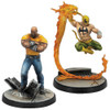 Marvel Crisis Protocol - Luke Cage and Iron Fist Character Pack