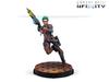 Infinity CodeOne Battlebox - Operation Crimson Stone - Nomads / Ariadna