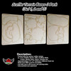 Scatter Terrain Bases 3 Pack - Set 1,2 and 3