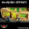 Iron Sky City Hab Unit A (3 Pack)