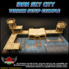 Iron Sky City Walkway Set A