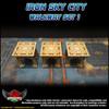 Iron Sky City Industrial Terrain Starter Pack