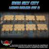 Iron Sky City Industrial Terrain Battle Pack