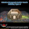 Victorian Steampunk Modular Terrain - Building Type A
