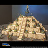 Great Temple Pyramid of the Serpent Lizard