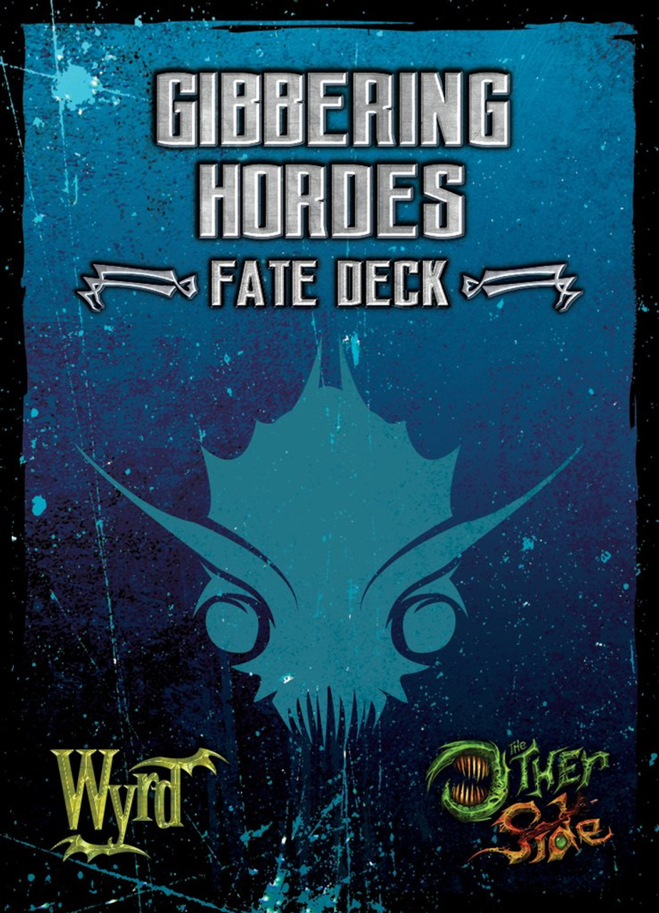 The Other Side - Gibbering Hordes - Fate Deck (Plastic)