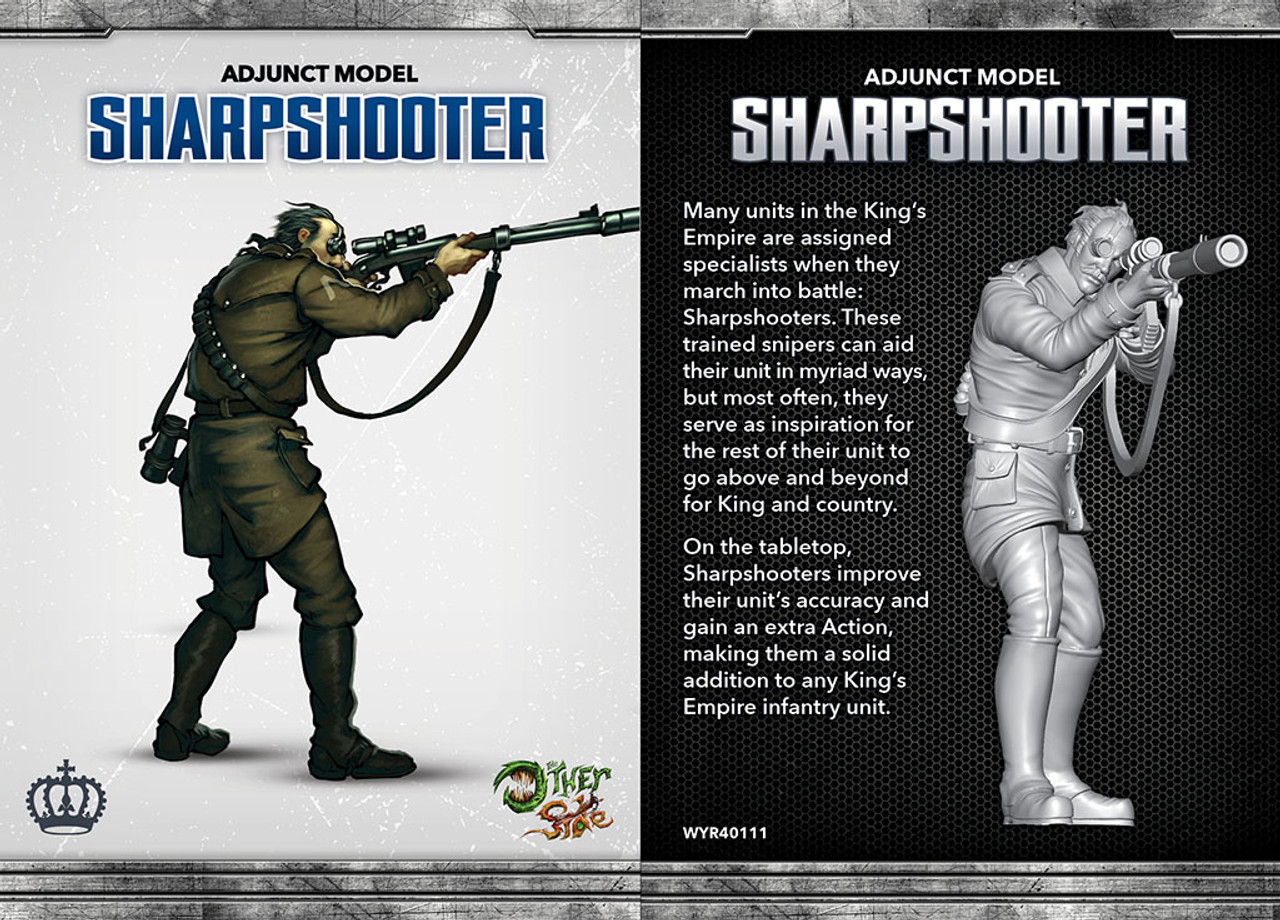 The Other Side - King's Empire - Sharpshooter