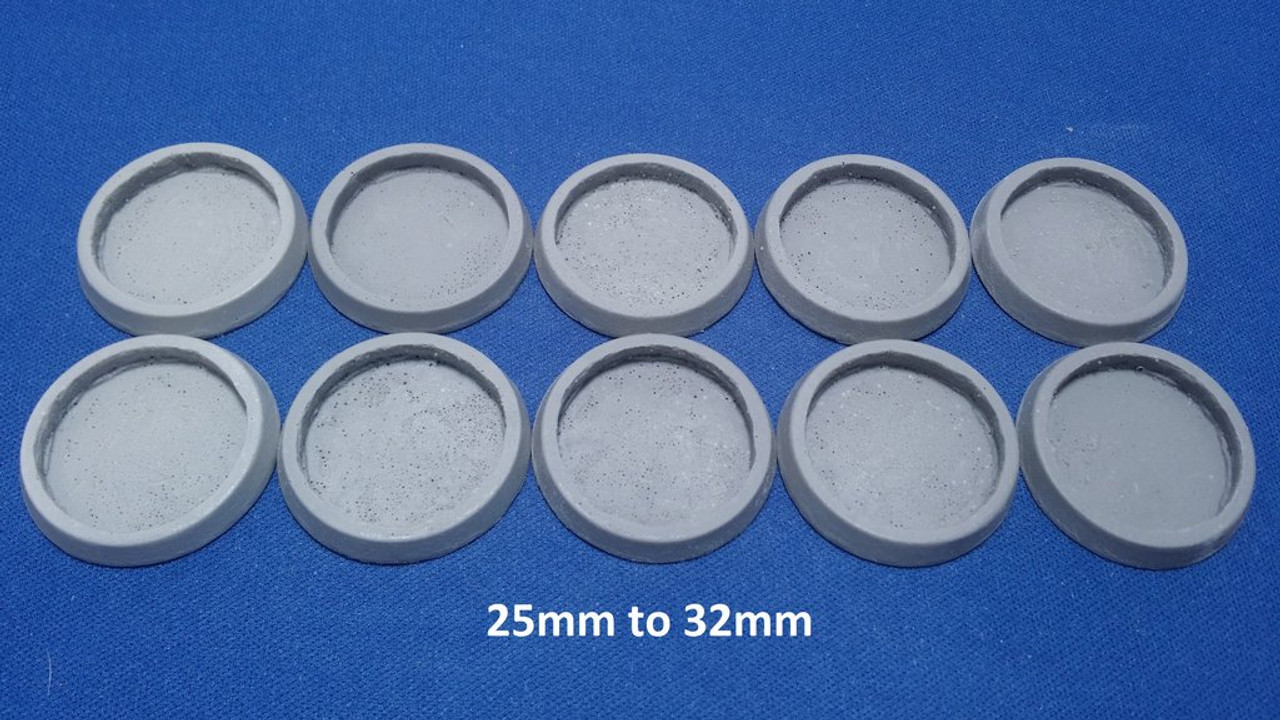 Elriks Base Converters 25mm to 32mm - 10 Pack