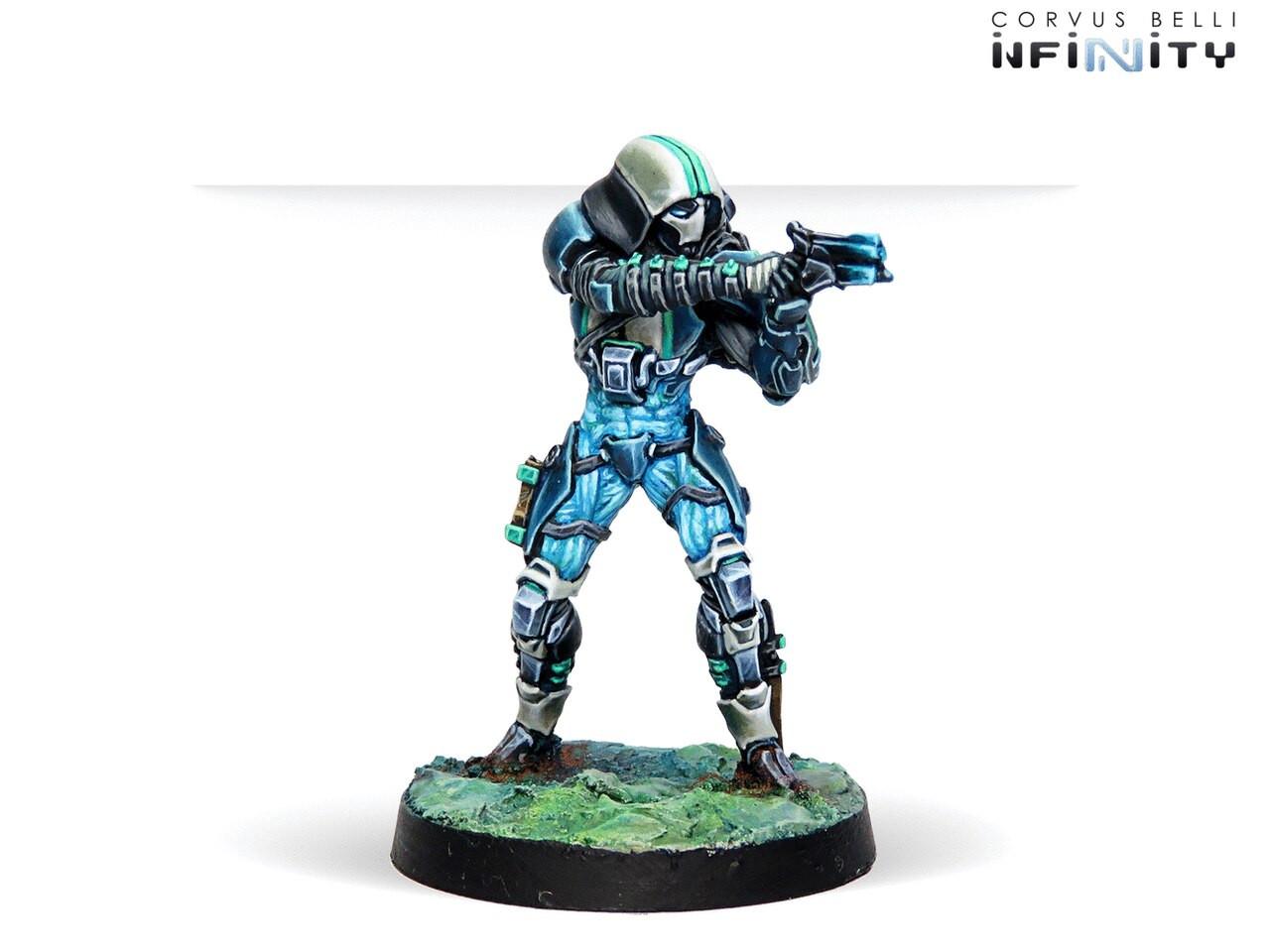 Infinity Tohaa Spiral Corps Army