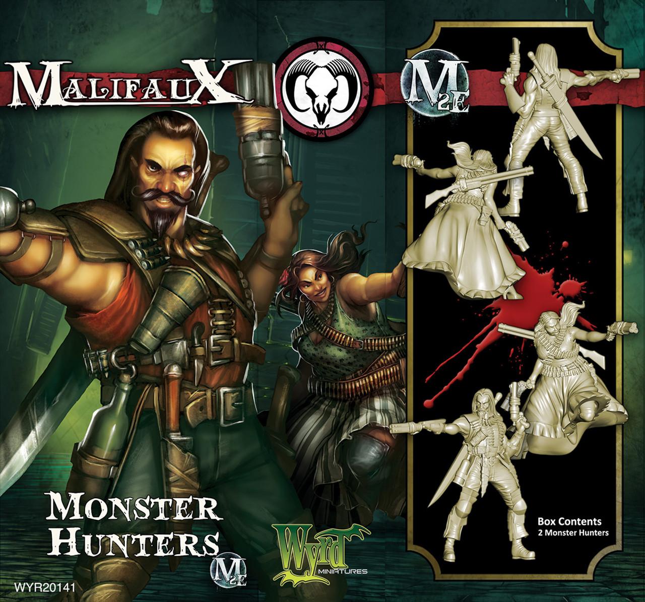 Malifaux Monster Hunters - Guild - M2E