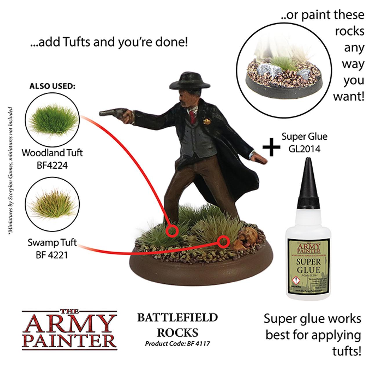Army Painter Battlefield Rocks