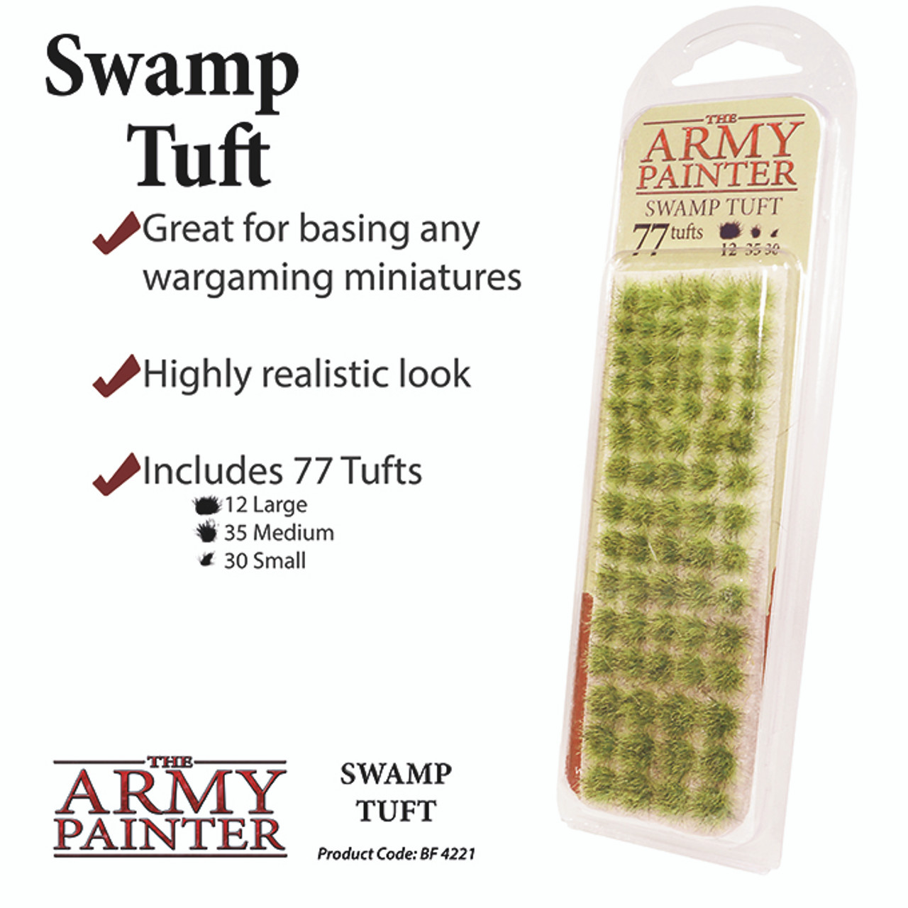 Army Painter Battlefields - Swamp Tuft