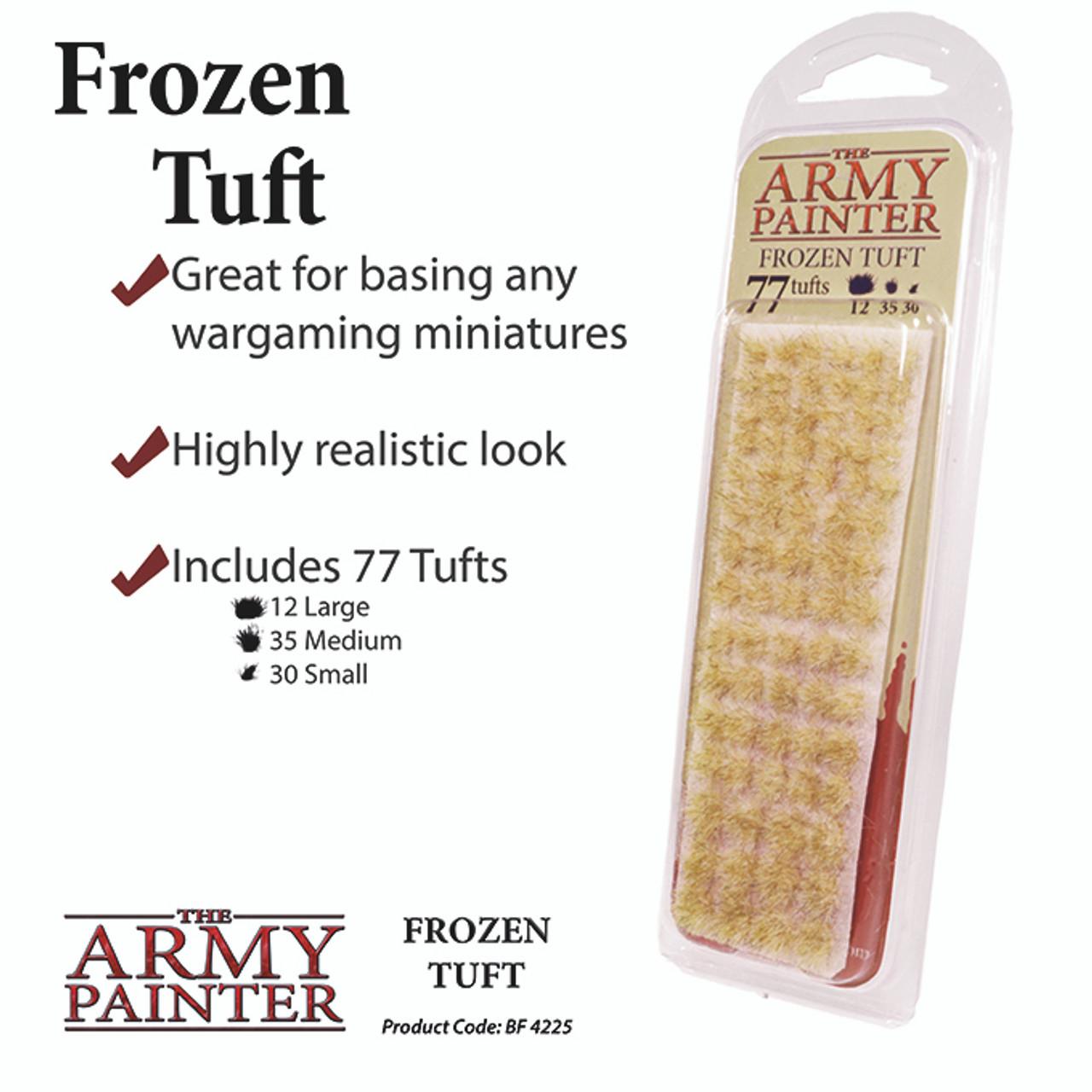 Army Painter Battlefields - Frozen Tuft