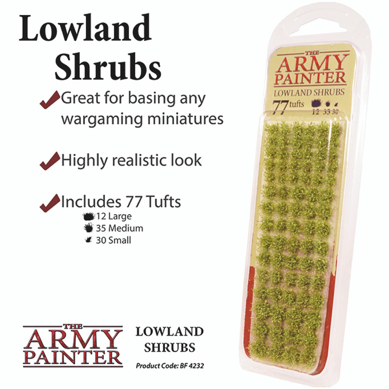 Army Painter Battlefields - Lowland Shrubs
