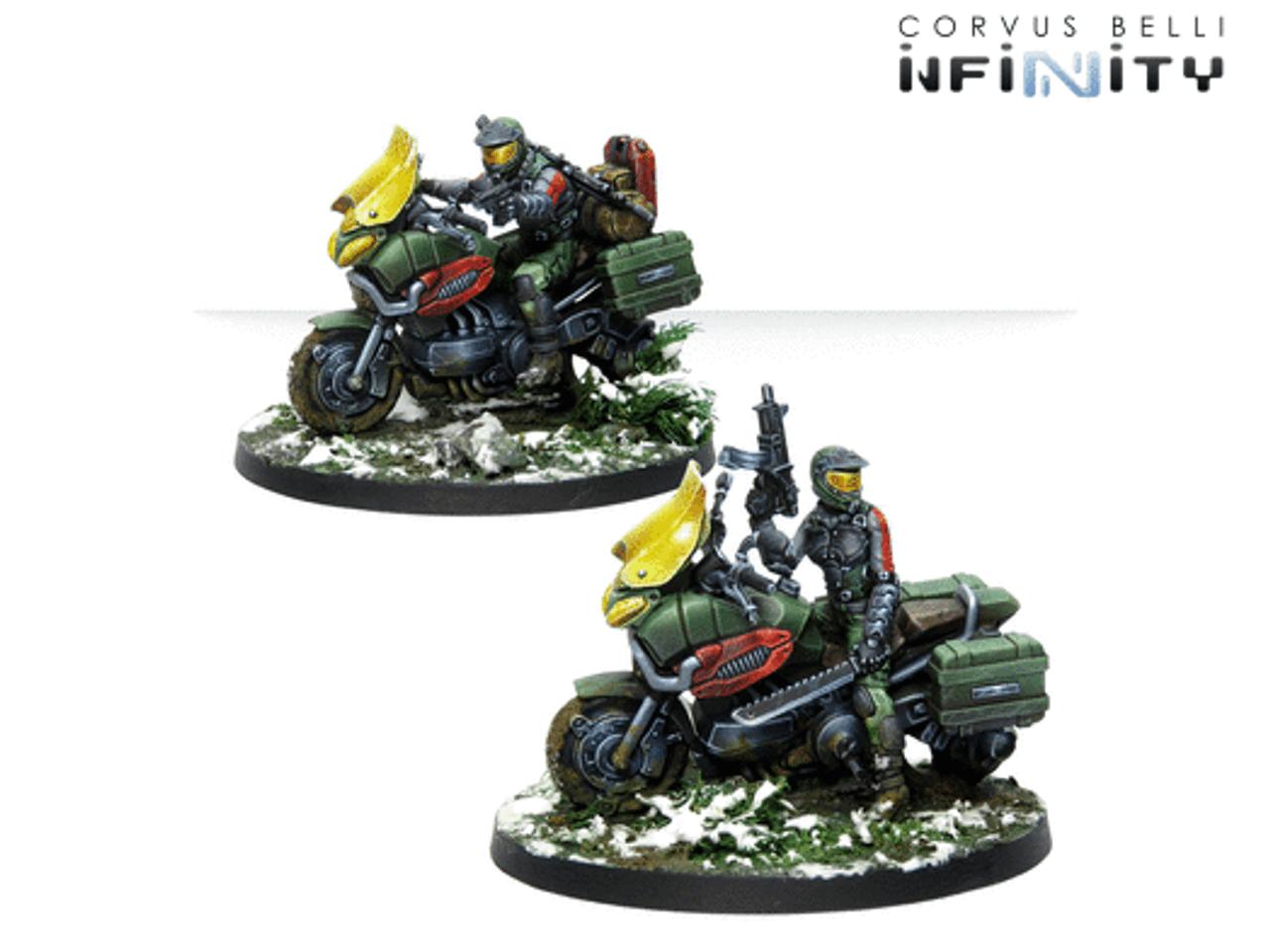 Infinity Dynamo Reg. of Kazak Light Cavalry - Ariadna