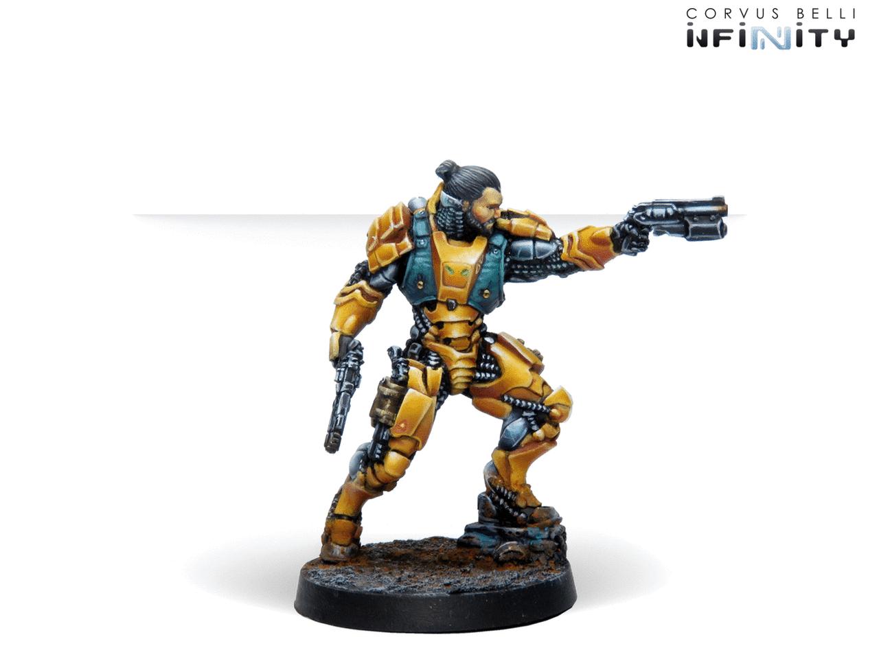 Infinity Krit Kokram, Invincible Zuyongs Specialist - Yu Jing