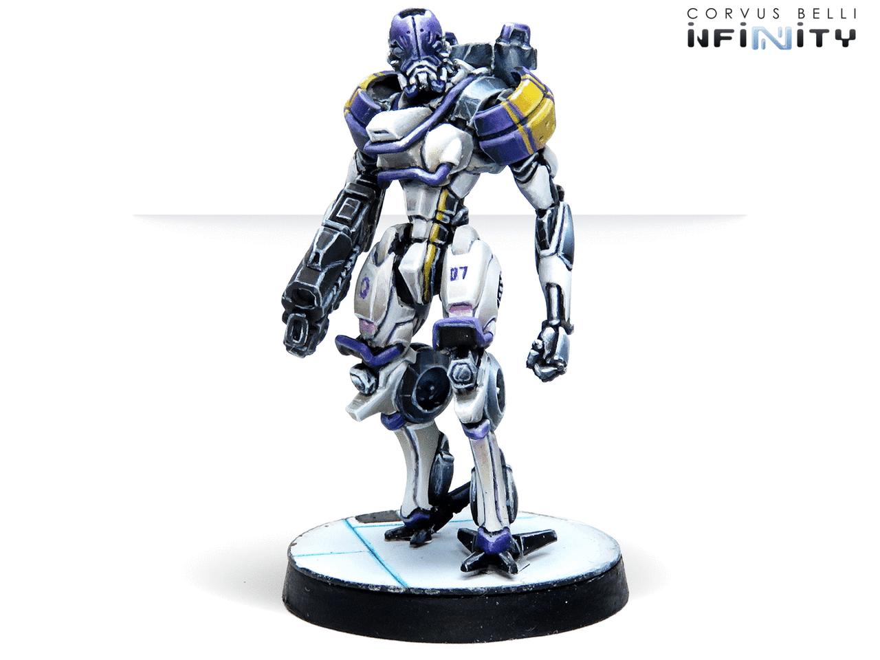 Infinity Arjuna Unit - ALEPH