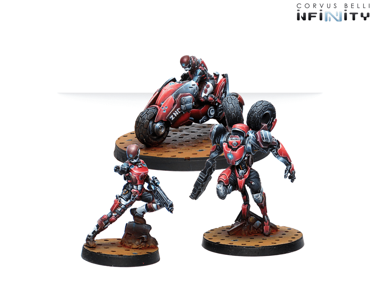 Infinity Fast Offensive Unit Zondnautica - Nomads