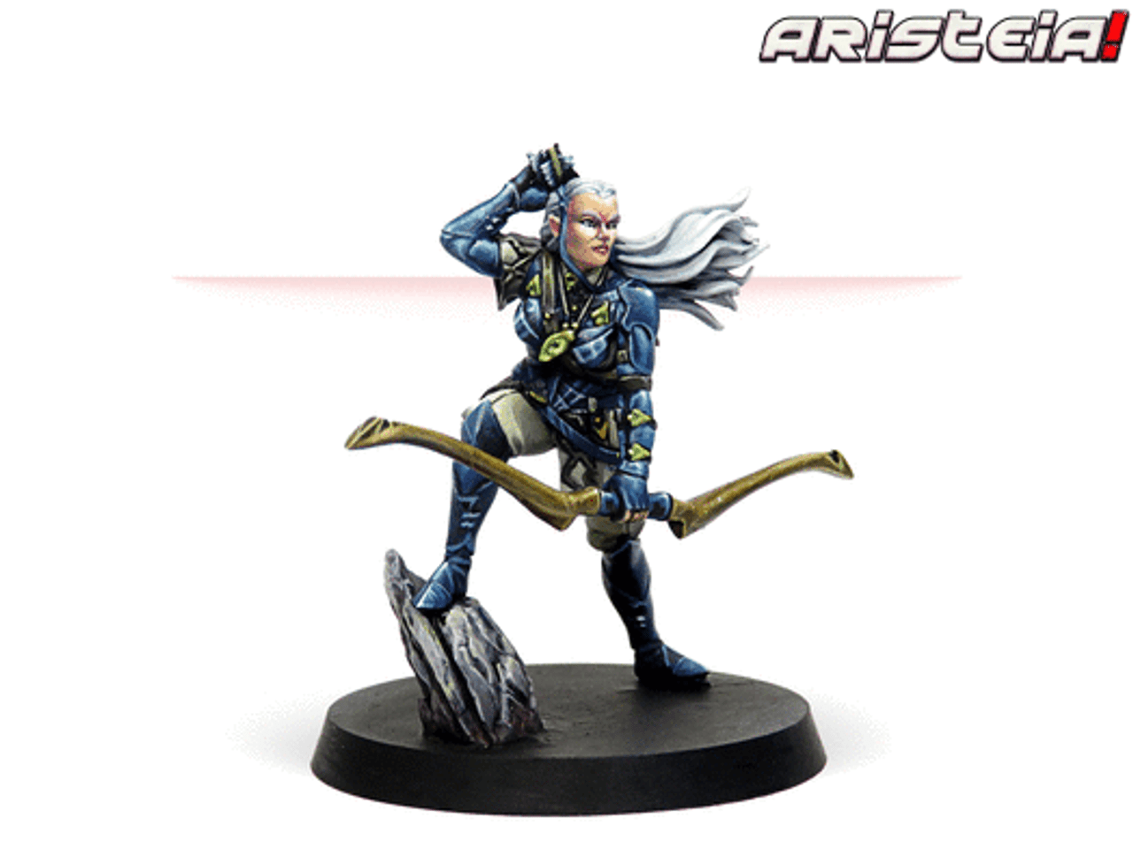 Aristeia Lunah Elven Ranger