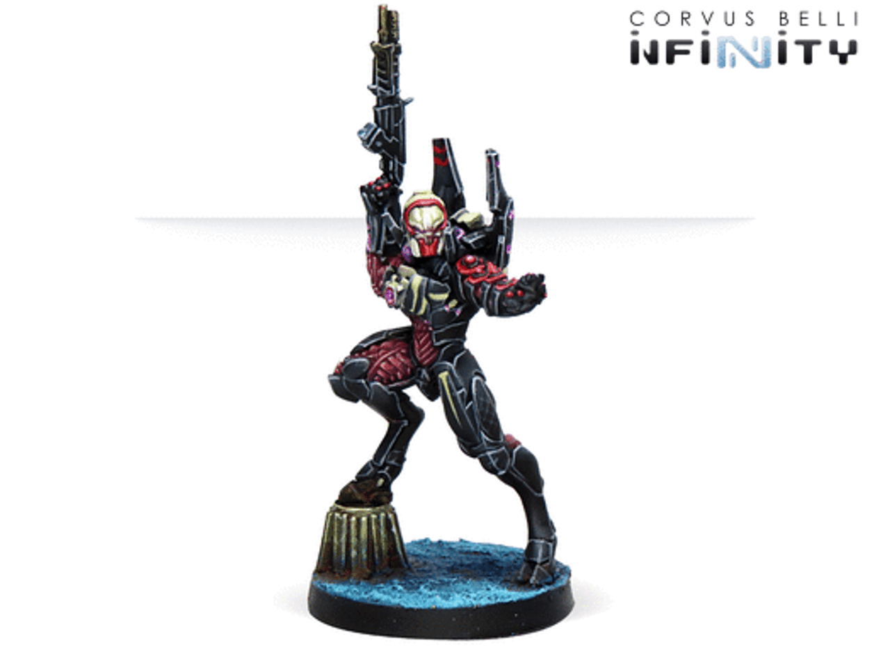 Infinity Operation Wildfire Battle Pack