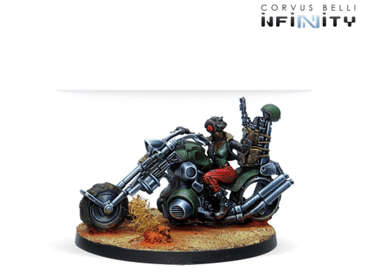 Infinity Carmen Johns & Batard - NA2
