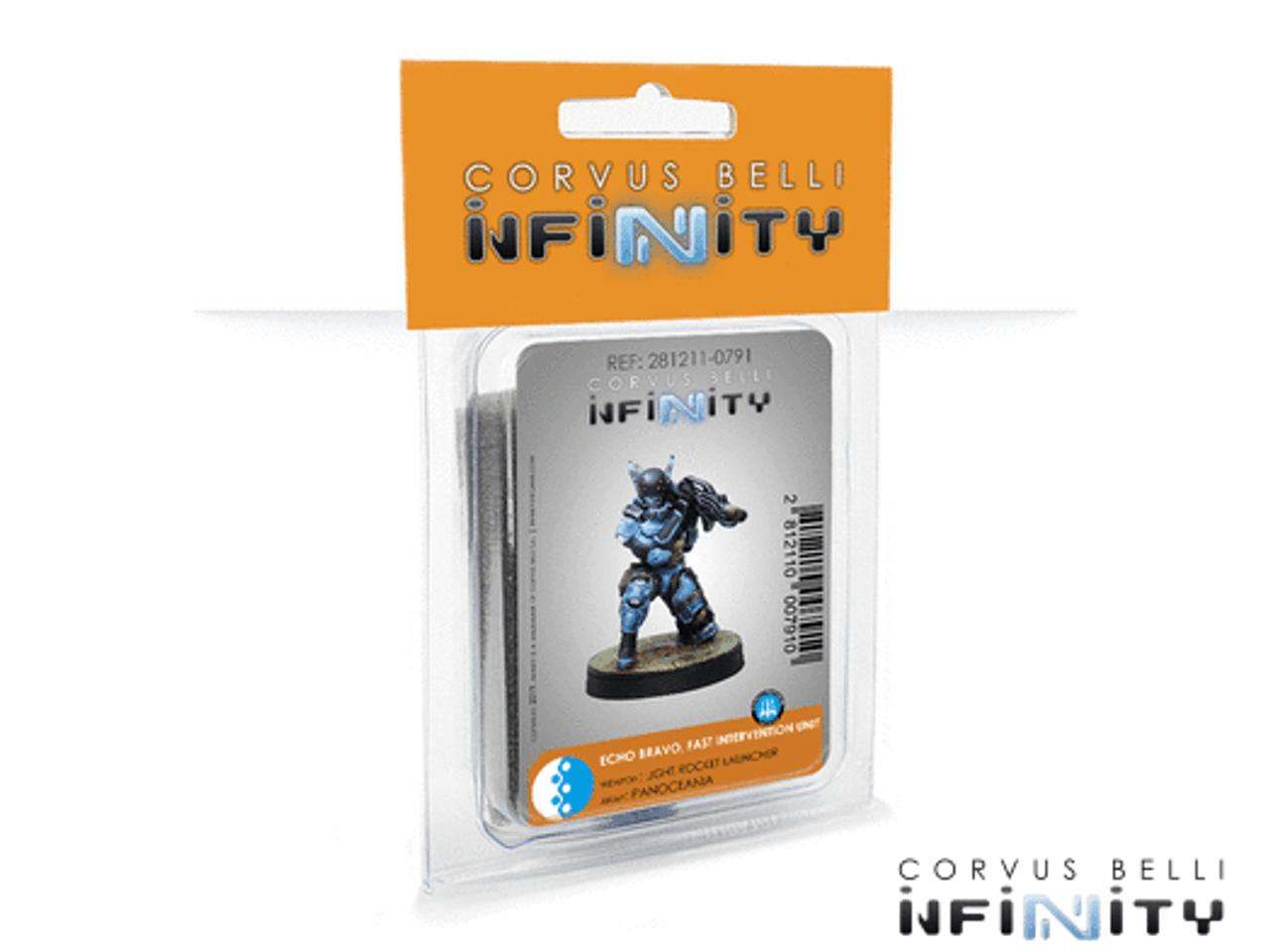 Infinity Echo-Bravo Fast Intervention Unit - PanOceania