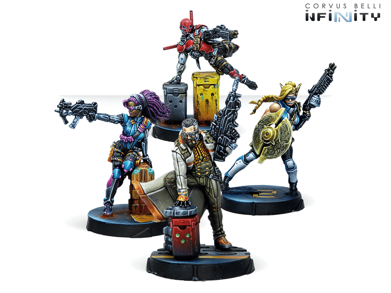 Infinity Soldiers of Fortune - NA2