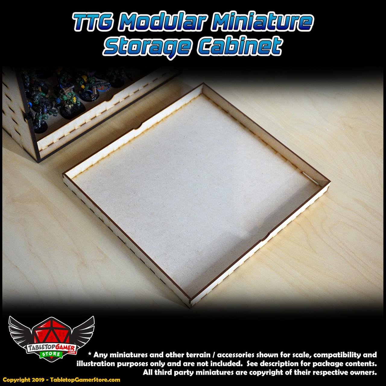 TTG Modular Miniature Storage Cabinet