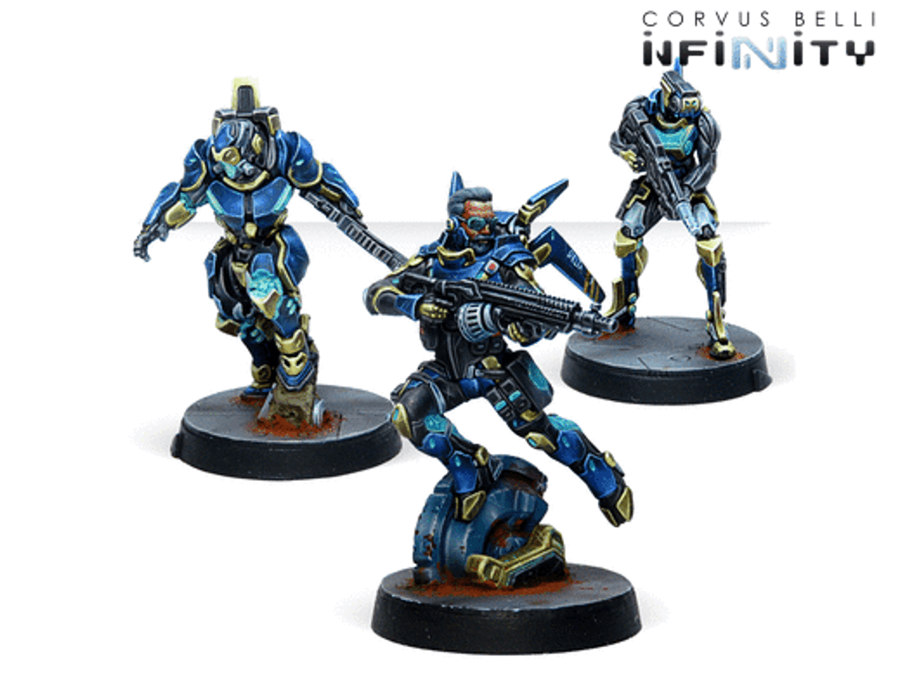 Infinity Beyond Wildfire Expansion Pack - O-12 / Combined Army