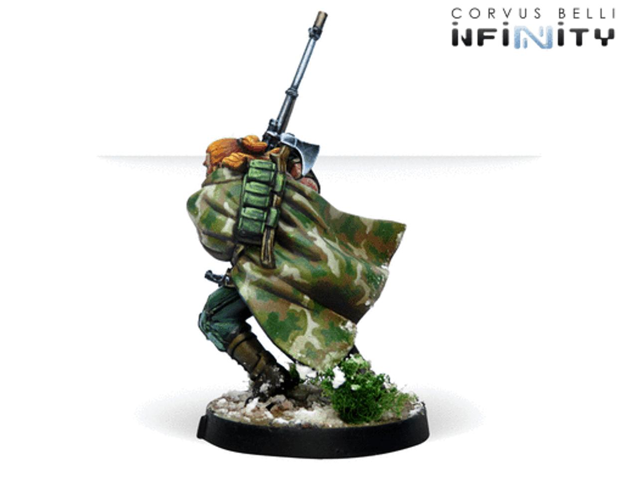 Infinity Pavel Aleksei-McMannus Spetsgruppa C (Ojotnik) - Ariadna