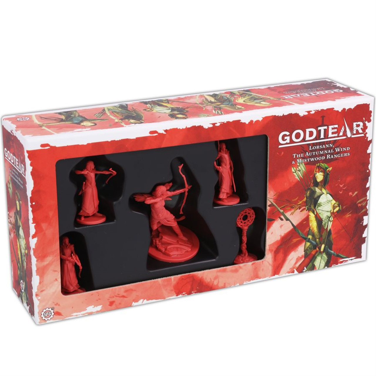 Godtear - Lorsann, The Autumnal Wing