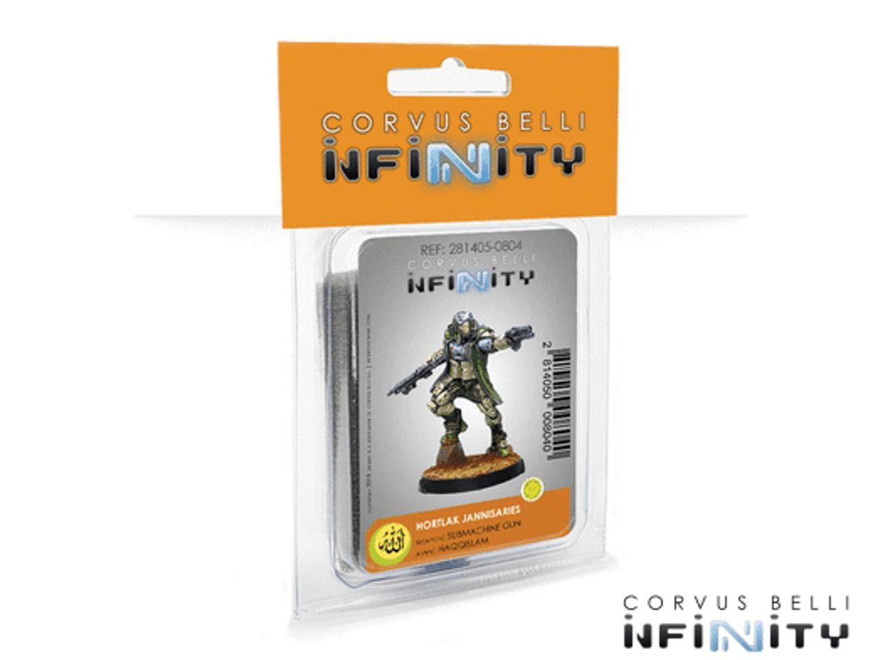 Infinity Hortlak Jannisaries (Submachine Gun) - Haqqislam