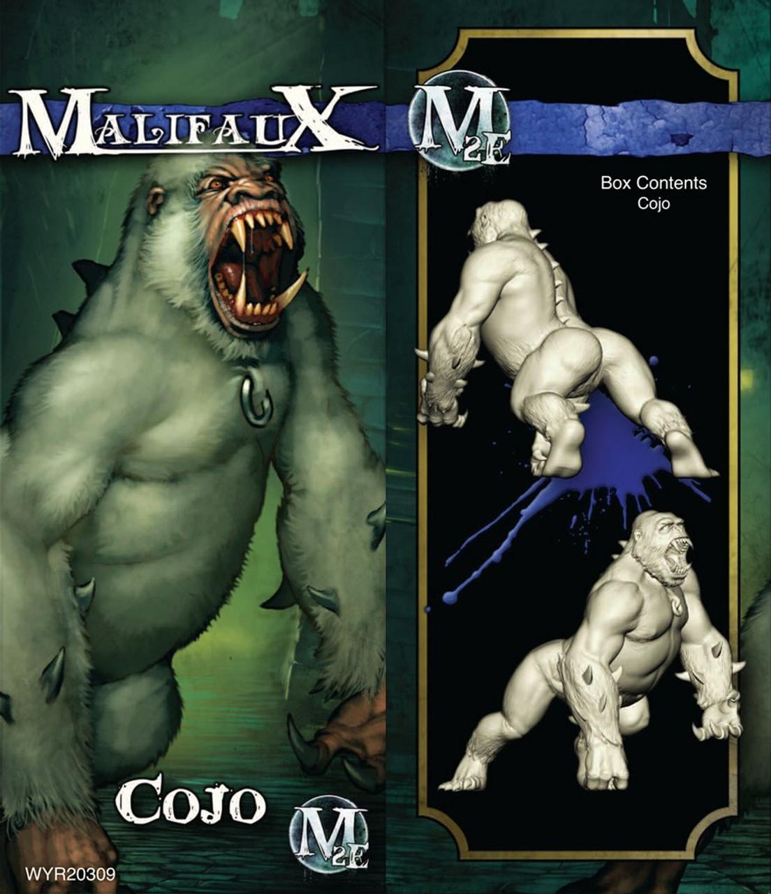 Malifaux Cojo - Arcanists - M3E Upgraded