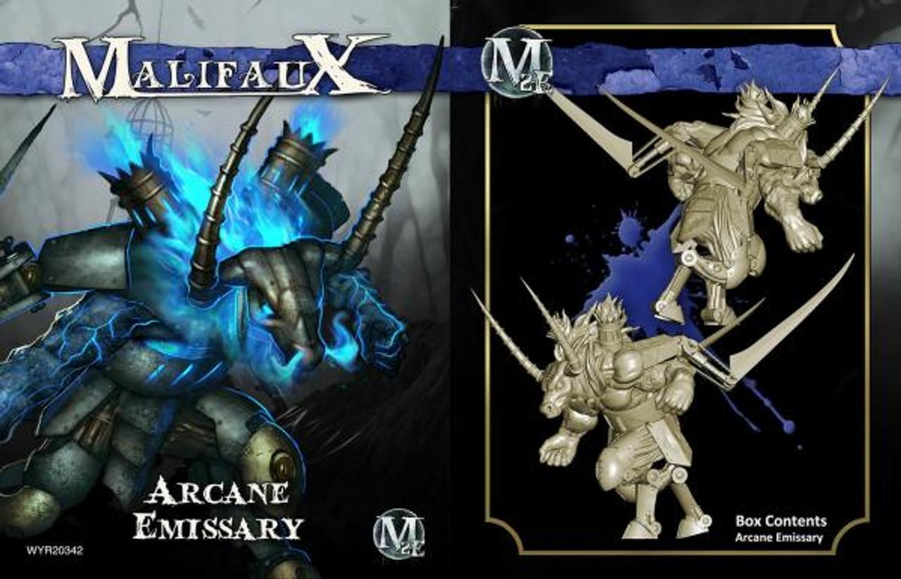 Malifaux Arcane Emissary - Arcanists - M3E Upgraded