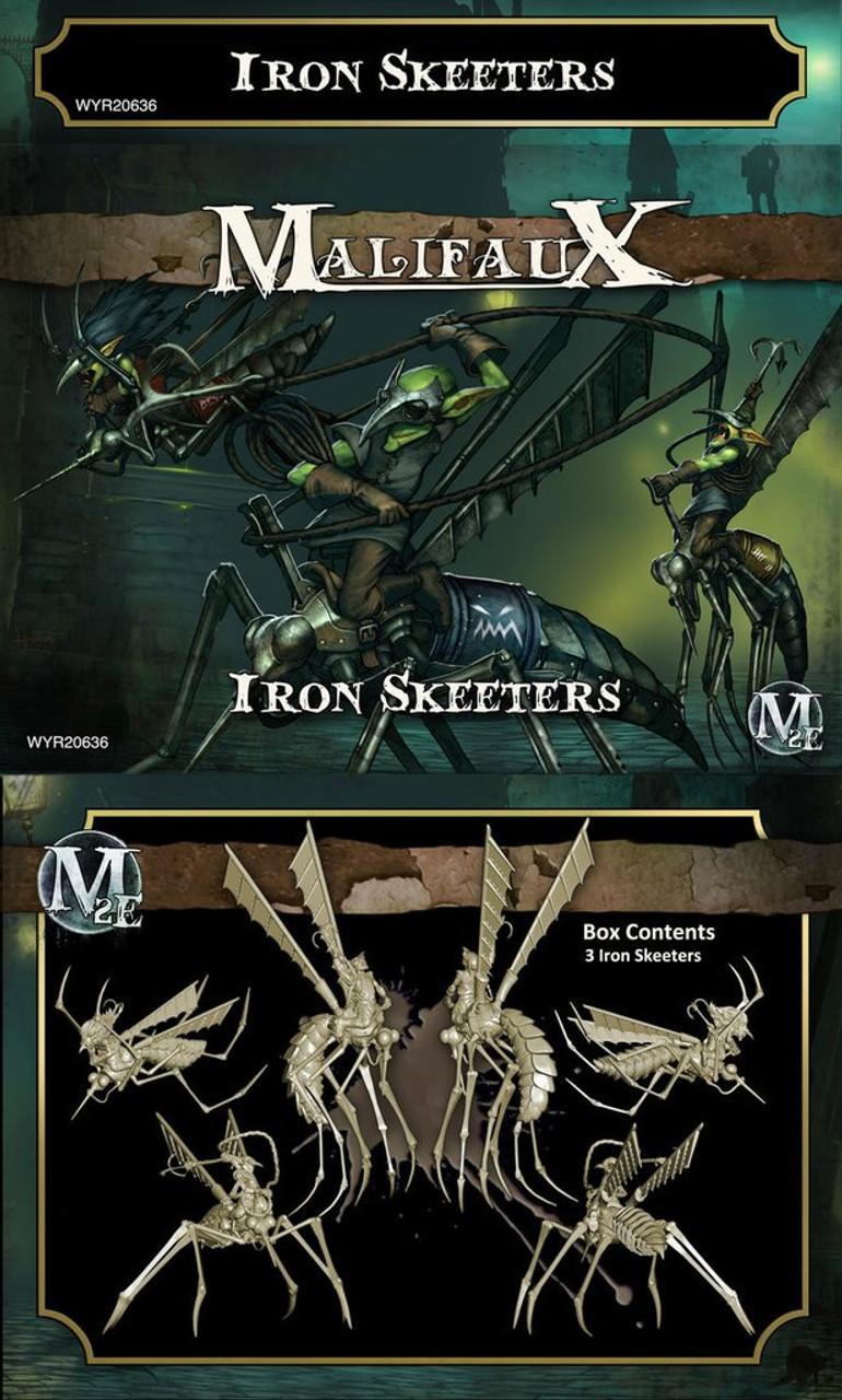 Malifaux Iron Skeeter - Bayou - M3E Upgraded