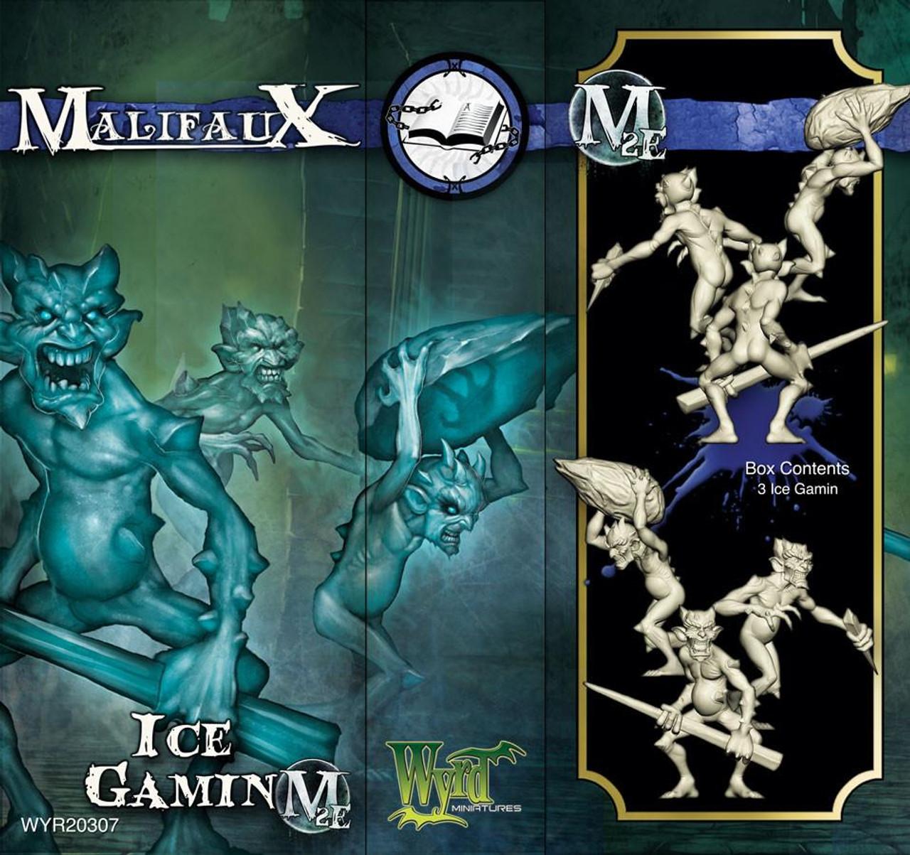 Malifaux Ice Gamin - Arcanists - M3E Upgraded