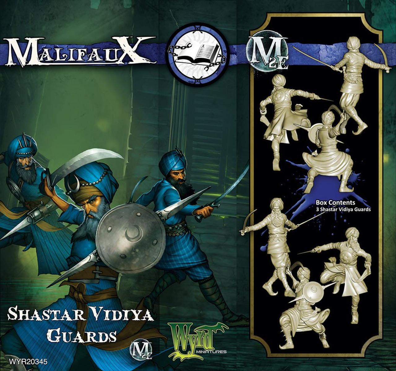Malifaux Shastar Vidigia - Arcanists - M3E Upgraded