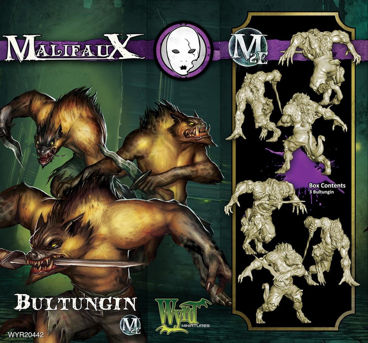 Malifaux Bultungin - Neverborn - M2E