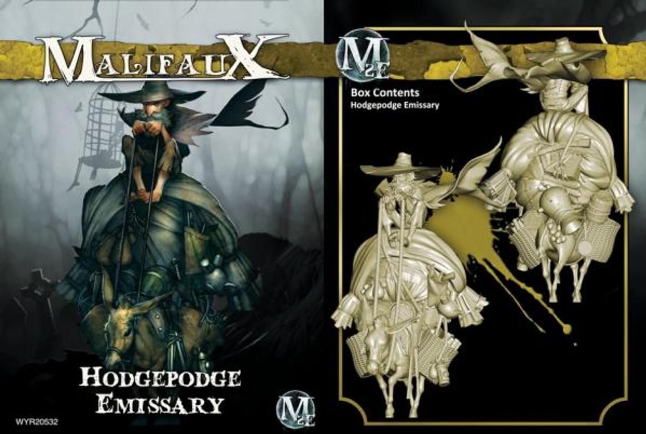 Malifaux Hodgepodge - Outcasts - M3E Upgraded