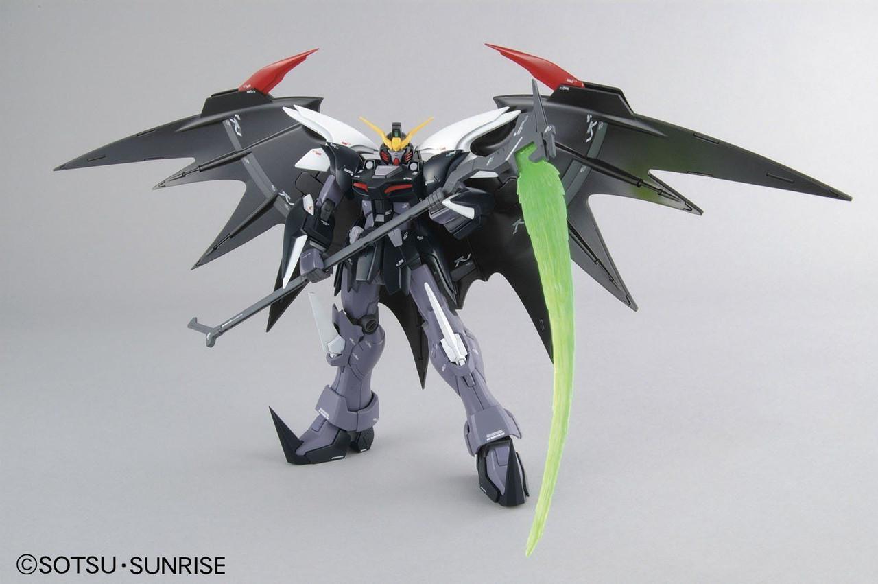 MG 1/100 Gundam Deathscythe Hell EW