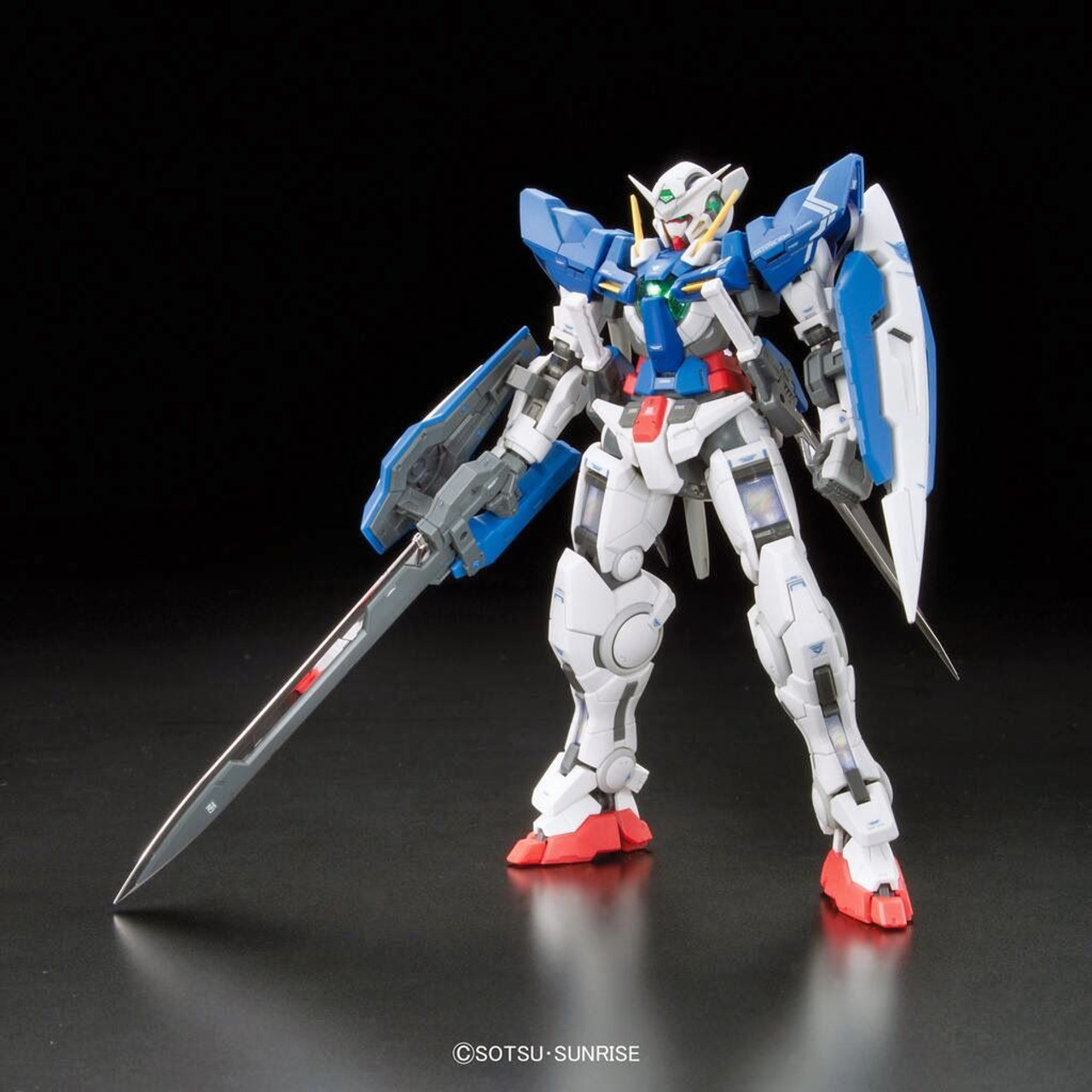 RG 1/144 Gundam Exia