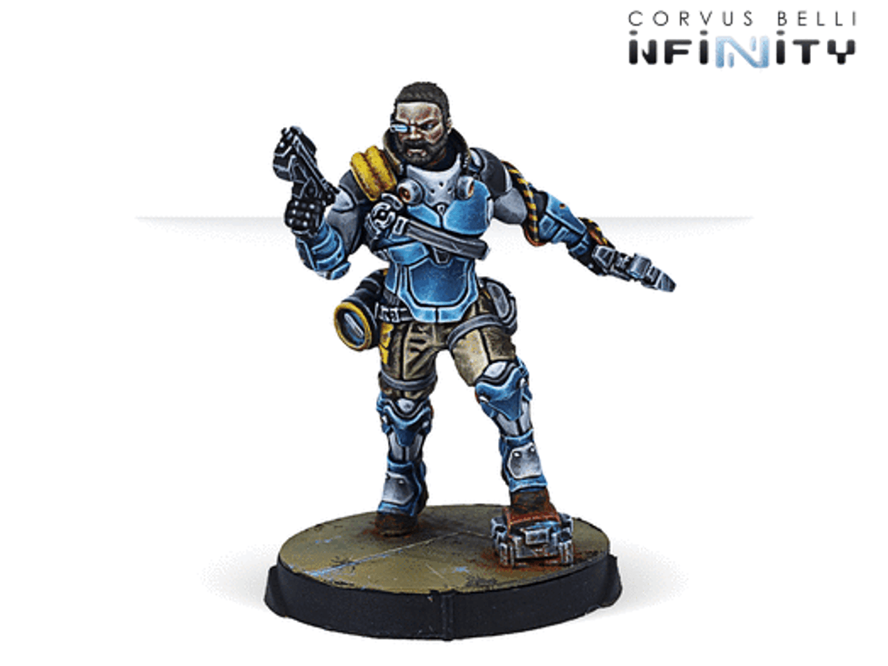Infinity PanOceania Support Pack - PanOceania