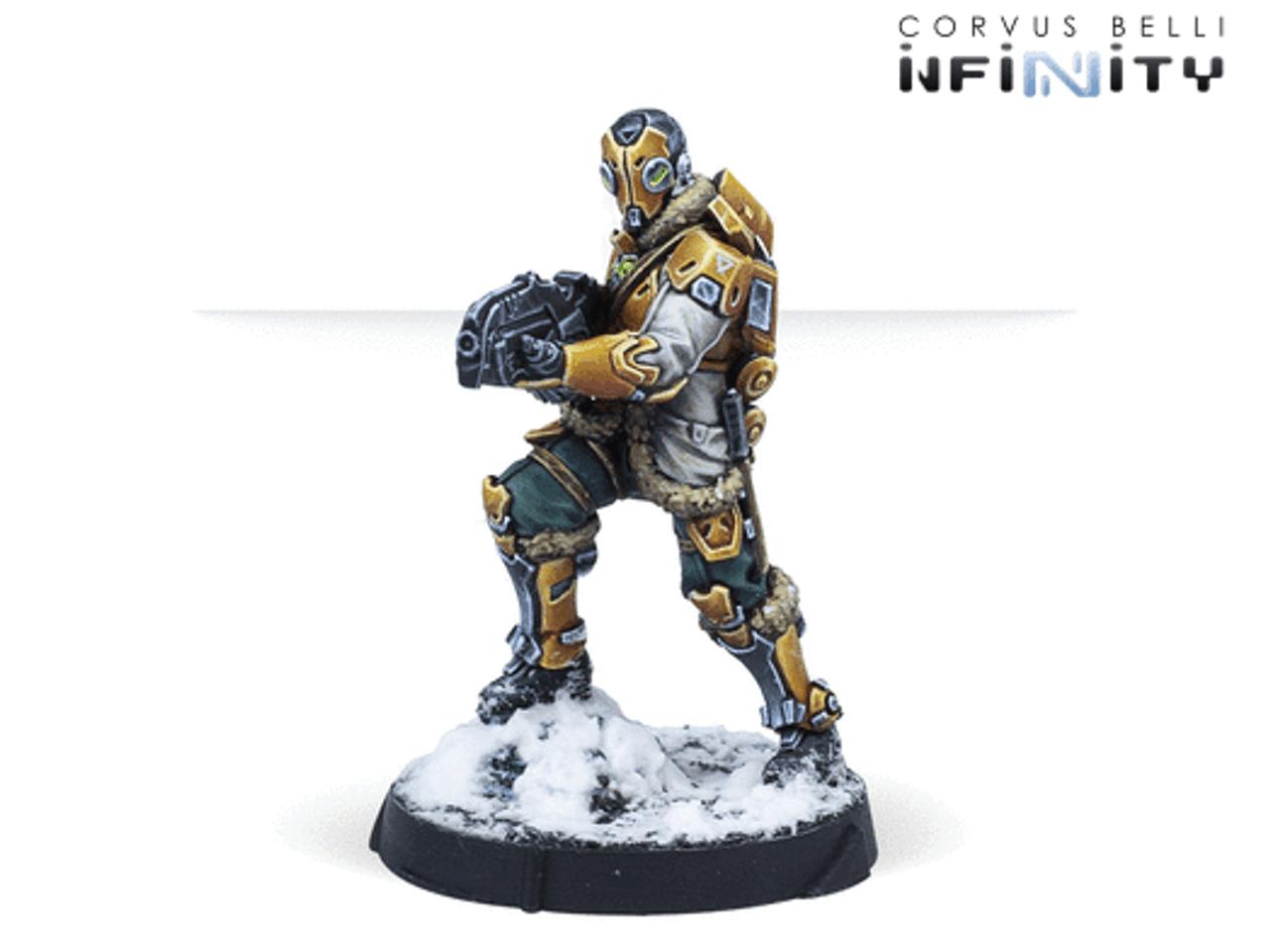 Infinity CodeOne Beyond Kaldstrom Expansion Pack