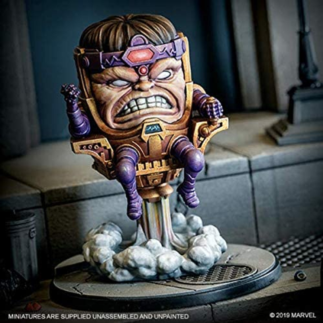 Marvel Crisis Protocol: M.O.D.O.K. Character Pack
