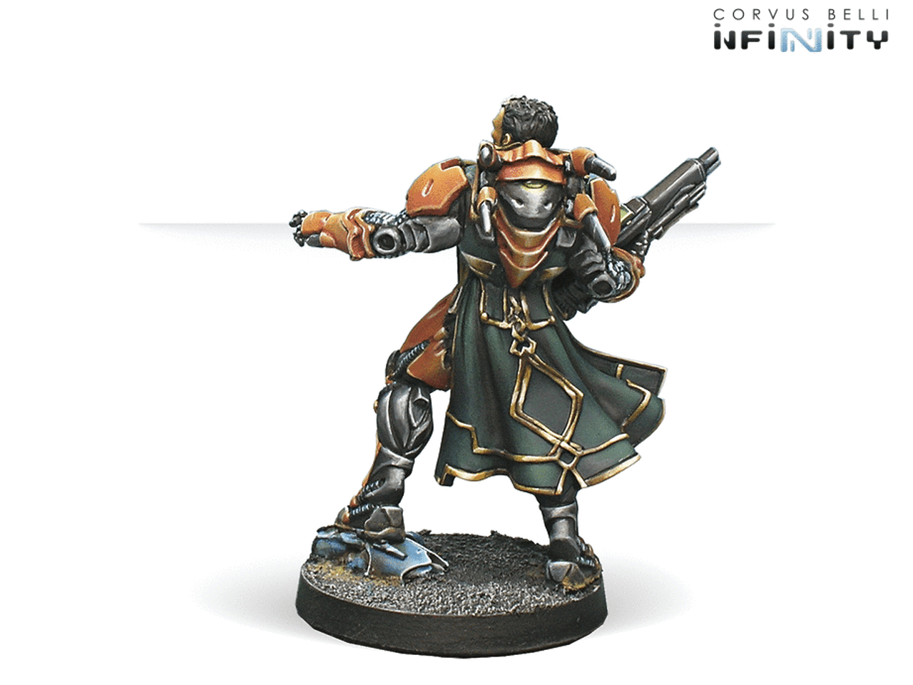 Yu Jing: Sun Tze (Multi Rifle)