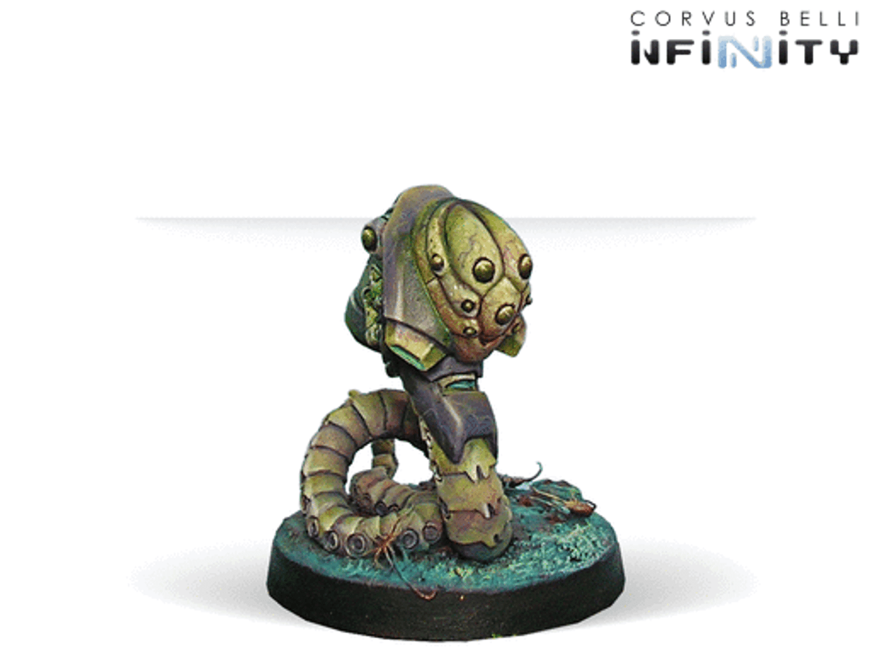 Infinity CodeOne Combined Army Support Pack - Combined Army