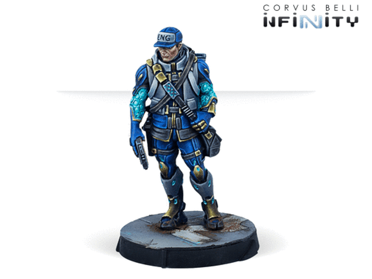 Infinity O-12 Support Pack - O-12