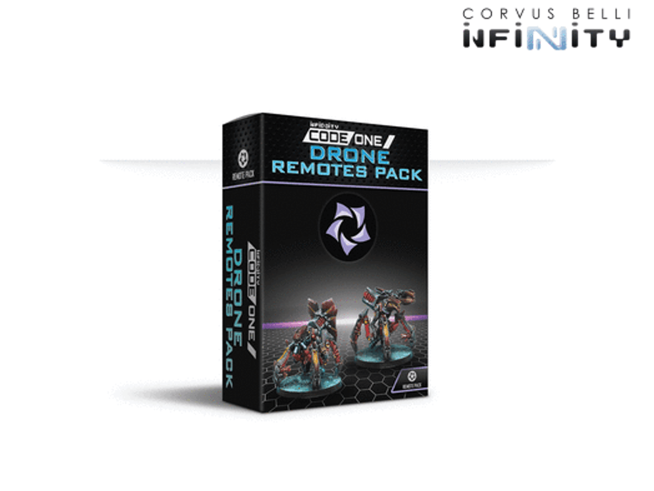 Infinity CodeOne Combined Army Drone Remotes Pack