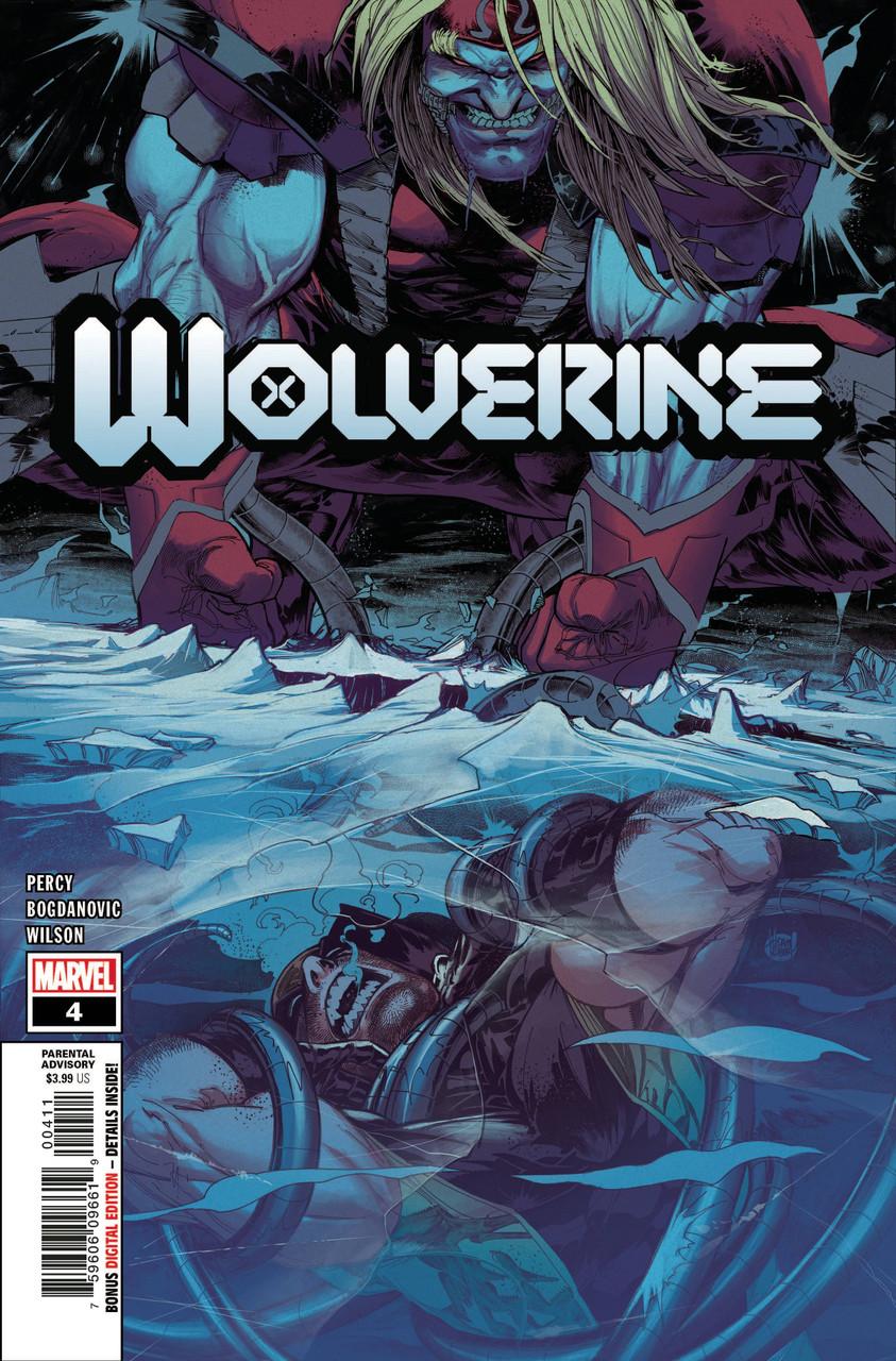 Wolverine #4 - Vol 7 - Regular Cover - Adam Kubert