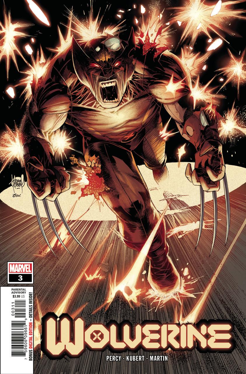 Wolverine #3 - 2nd Printing